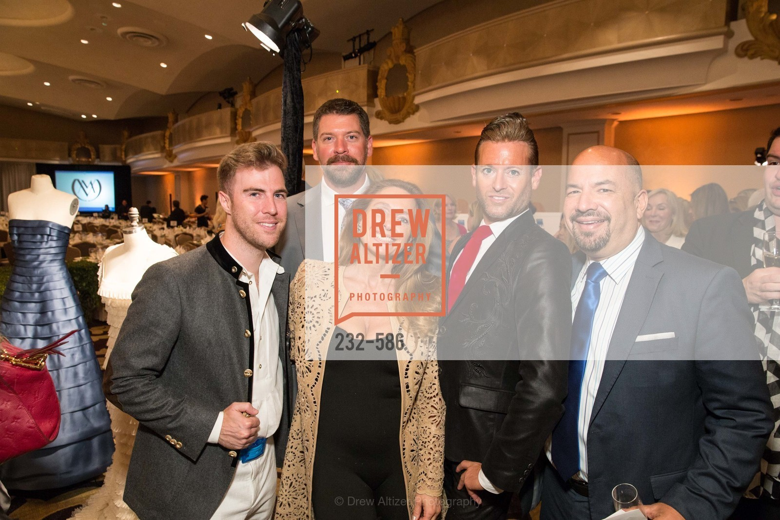 Matthew Kimball, Peter Lago, Elisabeth Thieriot, Patrik Gallineaux, Ted Hannig, 2014 Bay Area ARTHRITIS AUXILLIARY Benefit & Fashion Show, US, October 2nd, 2014,Drew Altizer, Drew Altizer Photography, full-service agency, private events, San Francisco photographer, photographer california