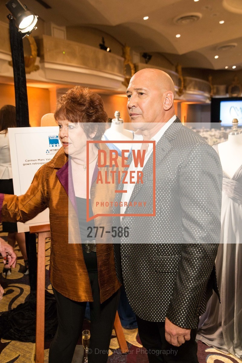 Julie Nation, Carmen Marc Valvo, 2014 Bay Area ARTHRITIS AUXILLIARY Benefit & Fashion Show, US, October 2nd, 2014,Drew Altizer, Drew Altizer Photography, full-service agency, private events, San Francisco photographer, photographer california
