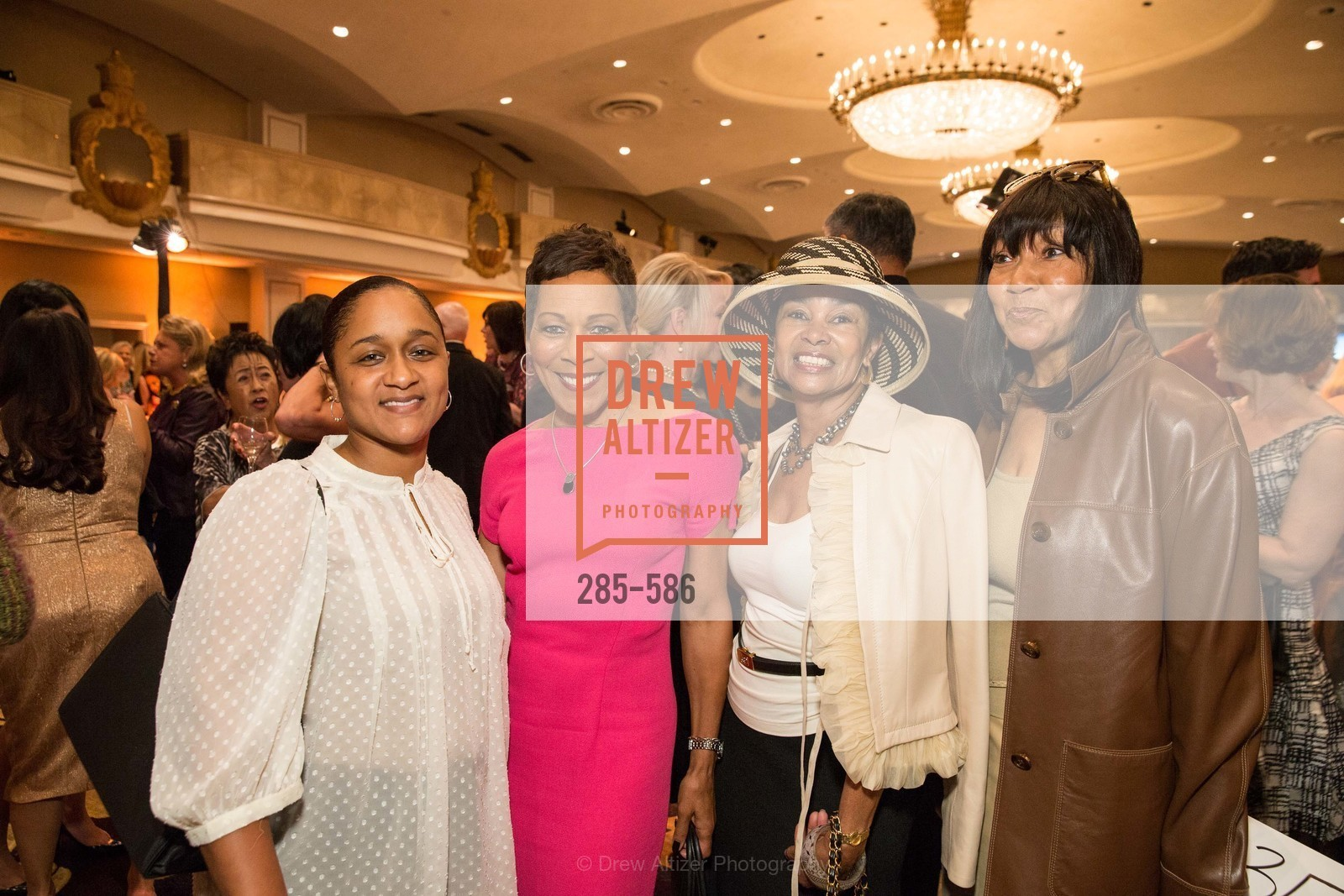 Ciara Coleman, Valerie Coleman Morris, Anette Harris, Deborah Hannah, 2014 Bay Area ARTHRITIS AUXILLIARY Benefit & Fashion Show, US, October 1st, 2014,Drew Altizer, Drew Altizer Photography, full-service agency, private events, San Francisco photographer, photographer california