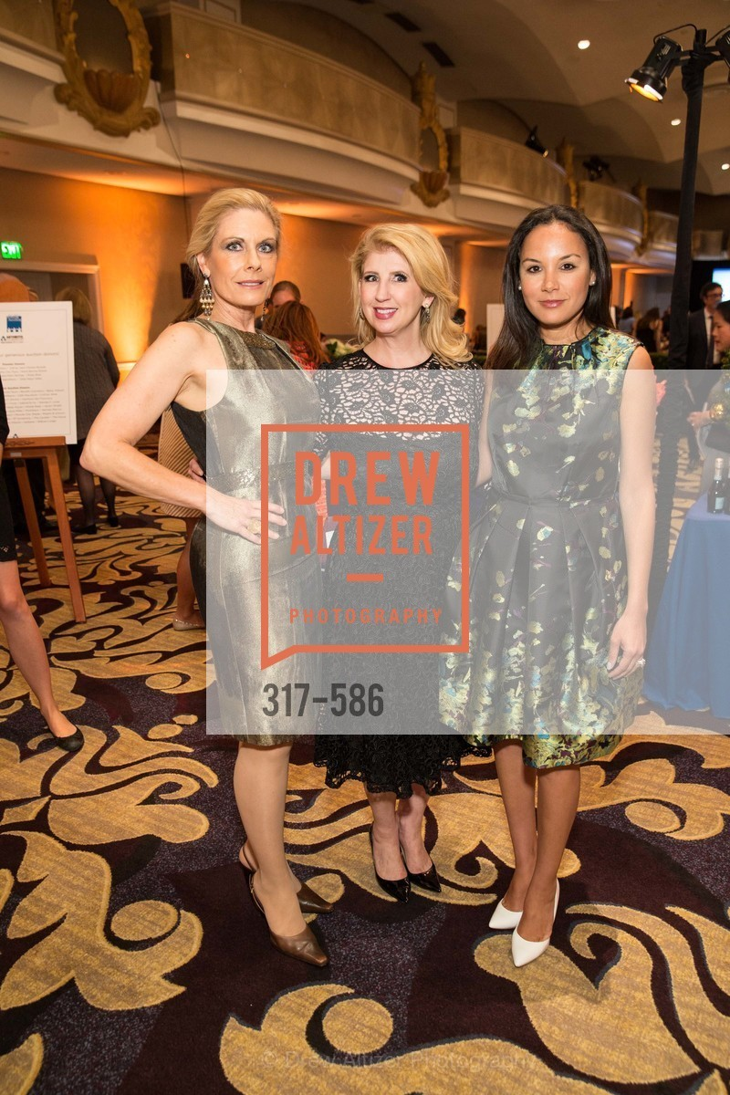 Jacqueline Jacoby, Roberta Economidis, Bahya Oumil-Murad, 2014 Bay Area ARTHRITIS AUXILLIARY Benefit & Fashion Show, US, October 2nd, 2014,Drew Altizer, Drew Altizer Photography, full-service event agency, private events, San Francisco photographer, photographer California