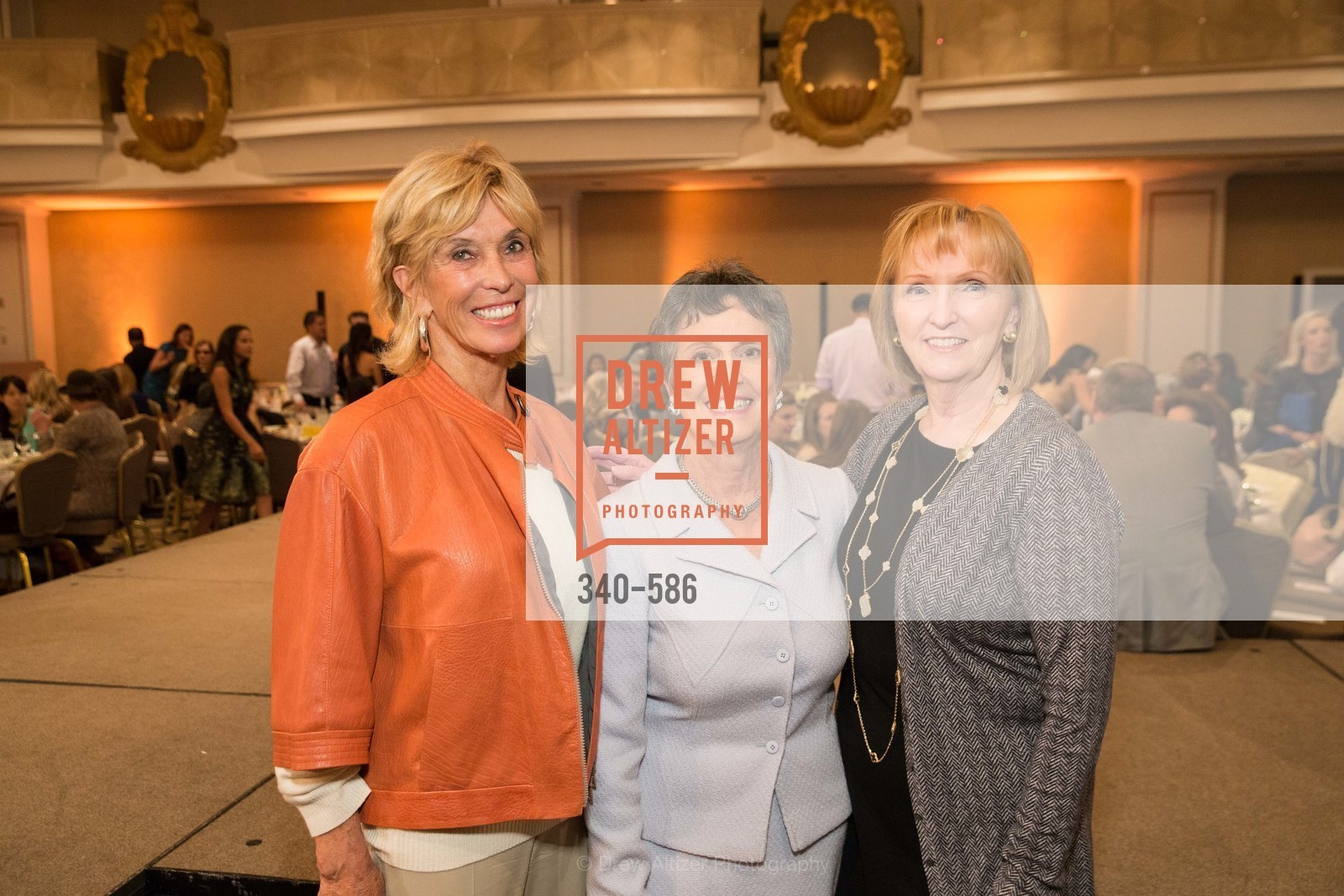 Mary Pilara, Carol Doll, Venetta Rohal, 2014 Bay Area ARTHRITIS AUXILLIARY Benefit & Fashion Show, US, October 1st, 2014,Drew Altizer, Drew Altizer Photography, full-service agency, private events, San Francisco photographer, photographer california