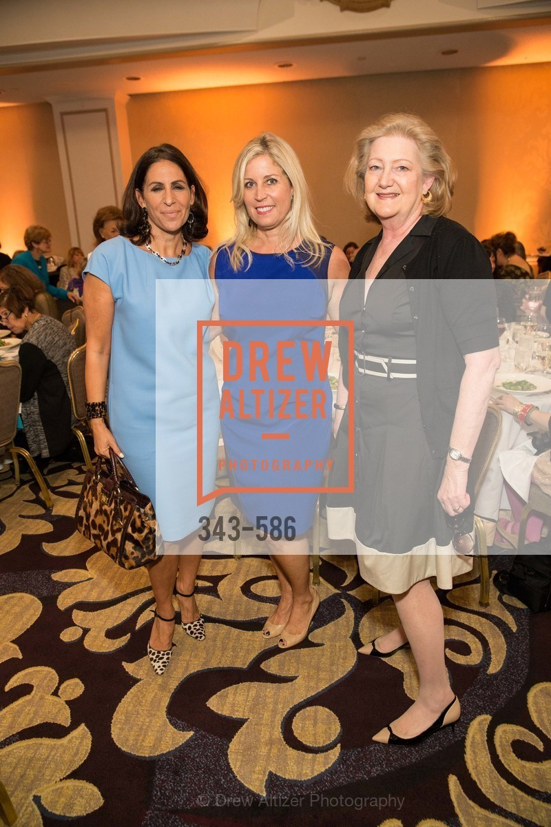 Lisa Grotts, Jane Inch, Martha Bredon, 2014 Bay Area ARTHRITIS AUXILLIARY Benefit & Fashion Show, US, October 1st, 2014,Drew Altizer, Drew Altizer Photography, full-service agency, private events, San Francisco photographer, photographer california