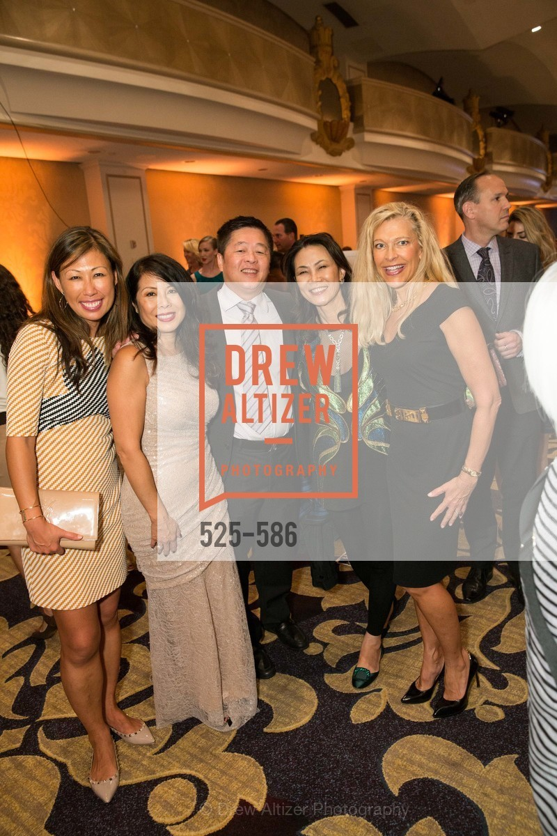 Joy Boatwright, Sharon Seto, David Seto, Xiaojun Lee, Suzanna Jackson, 2014 Bay Area ARTHRITIS AUXILLIARY Benefit & Fashion Show, US, October 2nd, 2014,Drew Altizer, Drew Altizer Photography, full-service agency, private events, San Francisco photographer, photographer california