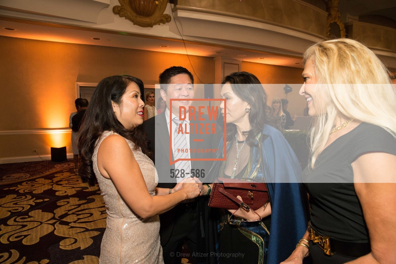 Sharon Seto, David Seto, Xiaojun Lee, Suzanna Jackson, 2014 Bay Area ARTHRITIS AUXILLIARY Benefit & Fashion Show, US, October 1st, 2014,Drew Altizer, Drew Altizer Photography, full-service agency, private events, San Francisco photographer, photographer california