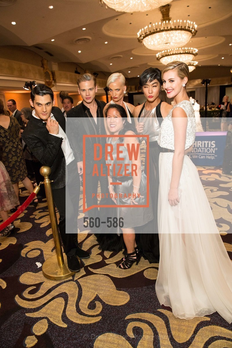 Models, 2014 Bay Area ARTHRITIS AUXILLIARY Benefit & Fashion Show, US, October 2nd, 2014,Drew Altizer, Drew Altizer Photography, full-service event agency, private events, San Francisco photographer, photographer California