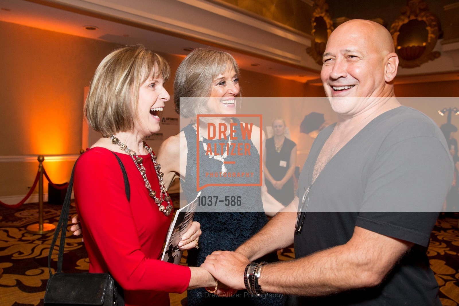 Pat Nelson, PJ Handeland, Carmen Marc Valvo, 2014 Bay Area ARTHRITIS AUXILLIARY Benefit & Fashion Show, US, October 2nd, 2014,Drew Altizer, Drew Altizer Photography, full-service event agency, private events, San Francisco photographer, photographer California