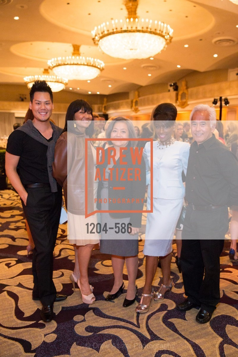 Christopher Lee, Deborah Hannah, Normi Taneda, Pernilla Sommerville, Richard Okiuye, 2014 Bay Area ARTHRITIS AUXILLIARY Benefit & Fashion Show, US, October 2nd, 2014,Drew Altizer, Drew Altizer Photography, full-service event agency, private events, San Francisco photographer, photographer California