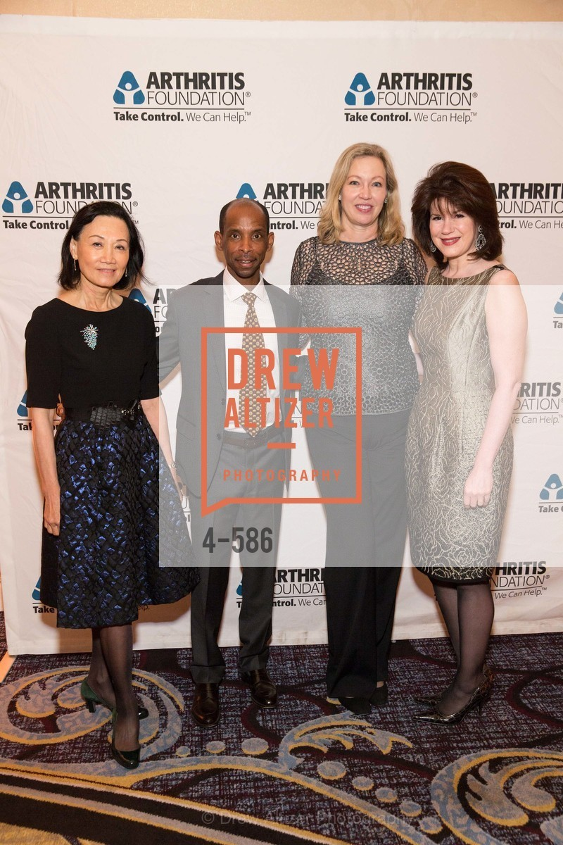 Iris Chan, Brian Byrdsong, Betsy Vobach, Elaine Mellis, 2014 Bay Area ARTHRITIS AUXILLIARY Benefit & Fashion Show, US, October 2nd, 2014,Drew Altizer, Drew Altizer Photography, full-service agency, private events, San Francisco photographer, photographer california