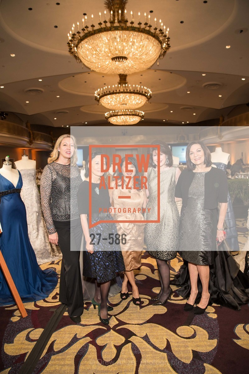Betsy Vobach, Iris Chan, Sharon Seto, Elaine Mellis, Pamela Culp, 2014 Bay Area ARTHRITIS AUXILLIARY Benefit & Fashion Show, US, October 1st, 2014,Drew Altizer, Drew Altizer Photography, full-service agency, private events, San Francisco photographer, photographer california