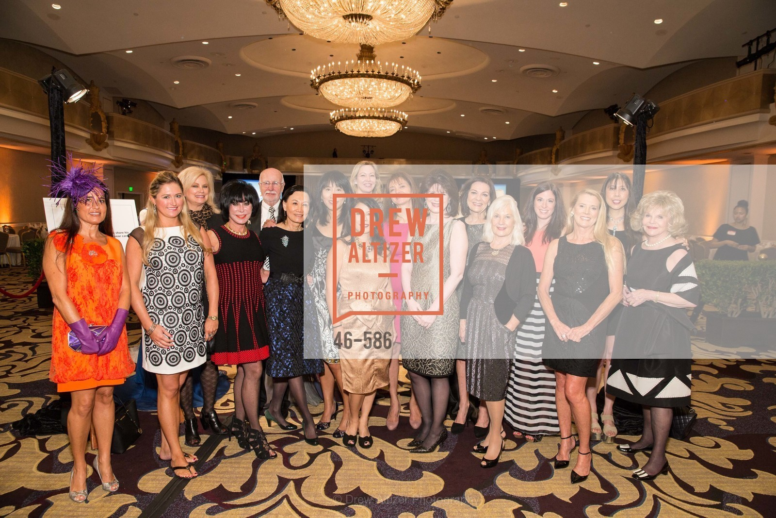 Natalia Urrutia, Chelsey Seippel, Chandra Friese, Marilyn Cabak, George Lucas, Iris Chan, Sharon Juang, Betsy Vobach, Sharon Seto, Maryam Ghajar, Elaine Mellis, Pamela Culp, Arlene Inch, Leah Pincus Sharabi, Christina DeLimur, Magdalene Chan, Marilyn Kinney, 2014 Bay Area ARTHRITIS AUXILLIARY Benefit & Fashion Show, US, October 2nd, 2014,Drew Altizer, Drew Altizer Photography, full-service agency, private events, San Francisco photographer, photographer california