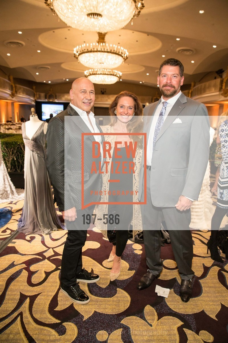 Carmen Marc Valvo, Elisabeth Thieriot, Peter Lago, 2014 Bay Area ARTHRITIS AUXILLIARY Benefit & Fashion Show, US, October 1st, 2014,Drew Altizer, Drew Altizer Photography, full-service agency, private events, San Francisco photographer, photographer california