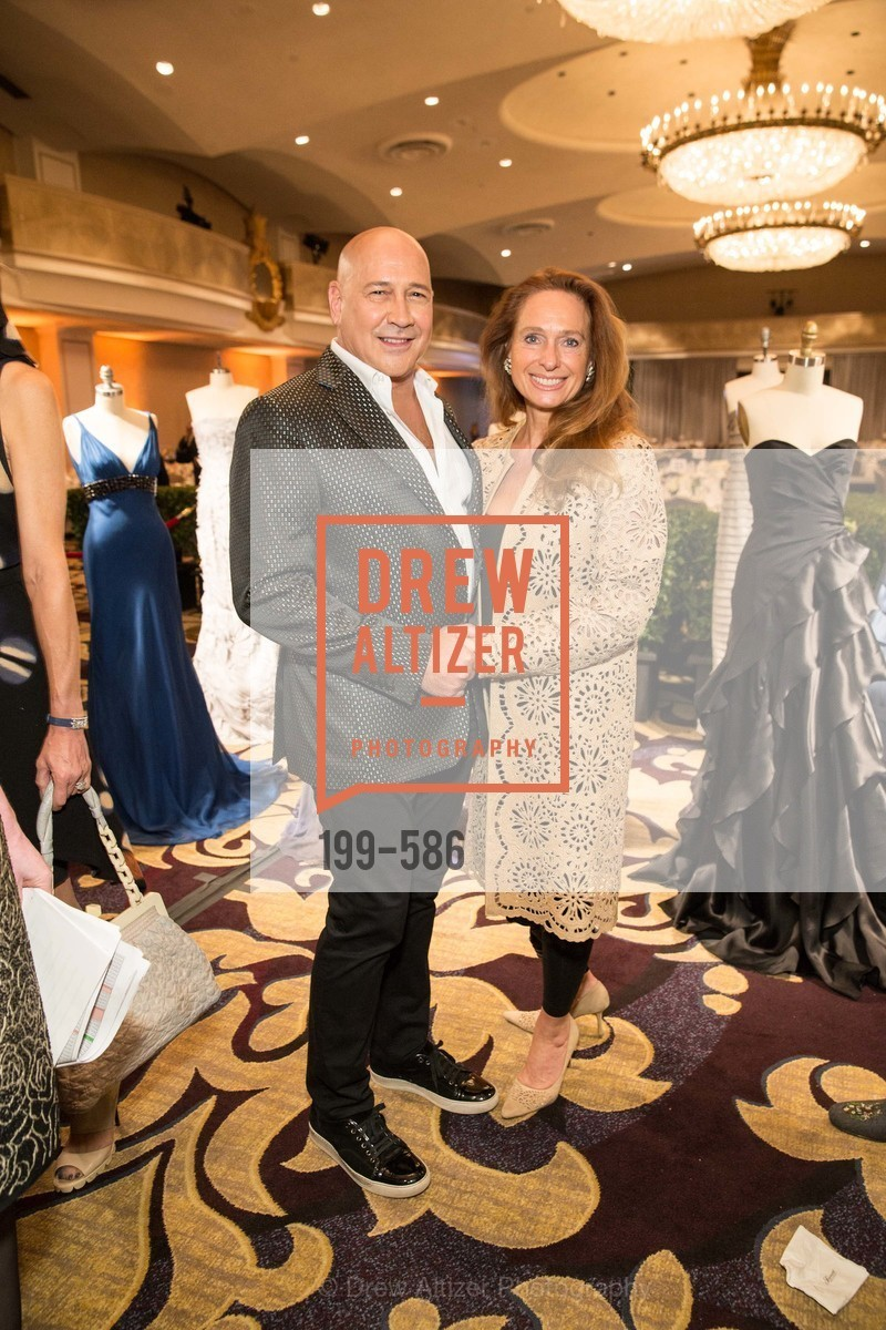 Carmen Marc Valvo, Elisabeth Thieriot, 2014 Bay Area ARTHRITIS AUXILLIARY Benefit & Fashion Show, US, October 1st, 2014,Drew Altizer, Drew Altizer Photography, full-service agency, private events, San Francisco photographer, photographer california