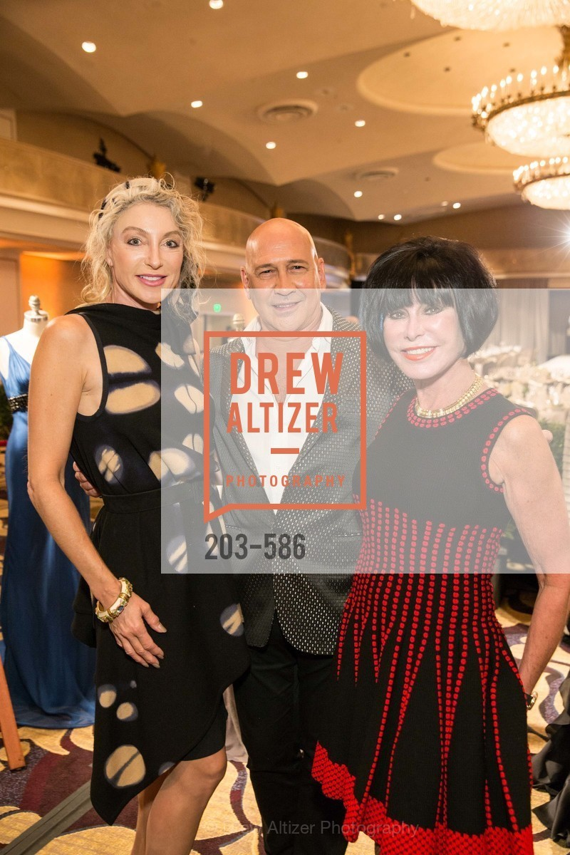 Alisa Burgess-Blajwas, Carmen Marc Valvo, Marilyn Cabak, 2014 Bay Area ARTHRITIS AUXILLIARY Benefit & Fashion Show, US, October 2nd, 2014,Drew Altizer, Drew Altizer Photography, full-service agency, private events, San Francisco photographer, photographer california