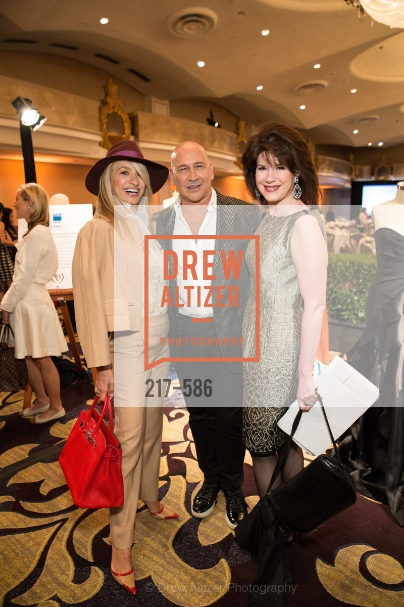 Navid Armstrong, Carmen Marc Valvo, Elaine Mellis, 2014 Bay Area ARTHRITIS AUXILLIARY Benefit & Fashion Show, US, October 2nd, 2014,Drew Altizer, Drew Altizer Photography, full-service event agency, private events, San Francisco photographer, photographer California