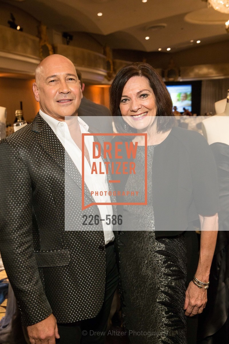 Carmen Marc Valvo, Pamela Culp, 2014 Bay Area ARTHRITIS AUXILLIARY Benefit & Fashion Show, US, October 2nd, 2014,Drew Altizer, Drew Altizer Photography, full-service agency, private events, San Francisco photographer, photographer california