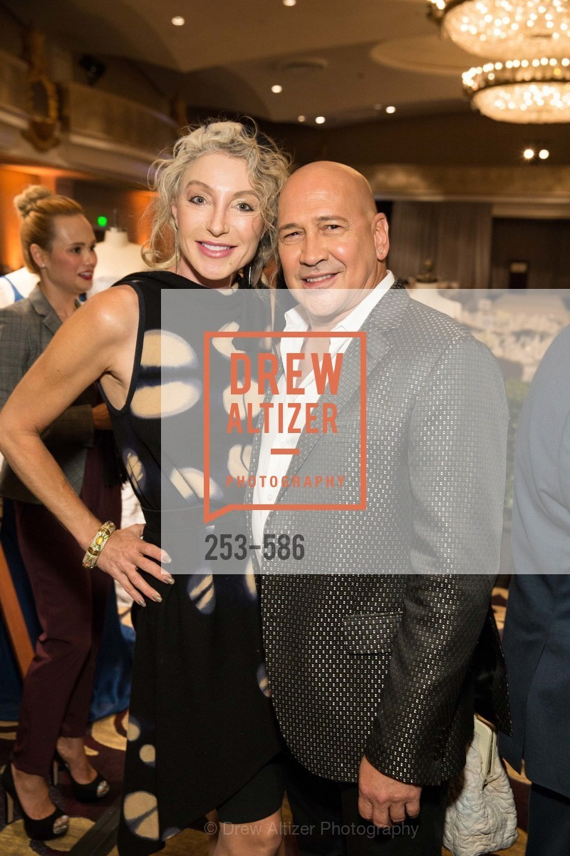 Alisa Burgess-Blajwas, Carmen Marc Valvo, 2014 Bay Area ARTHRITIS AUXILLIARY Benefit & Fashion Show, US, October 1st, 2014,Drew Altizer, Drew Altizer Photography, full-service agency, private events, San Francisco photographer, photographer california