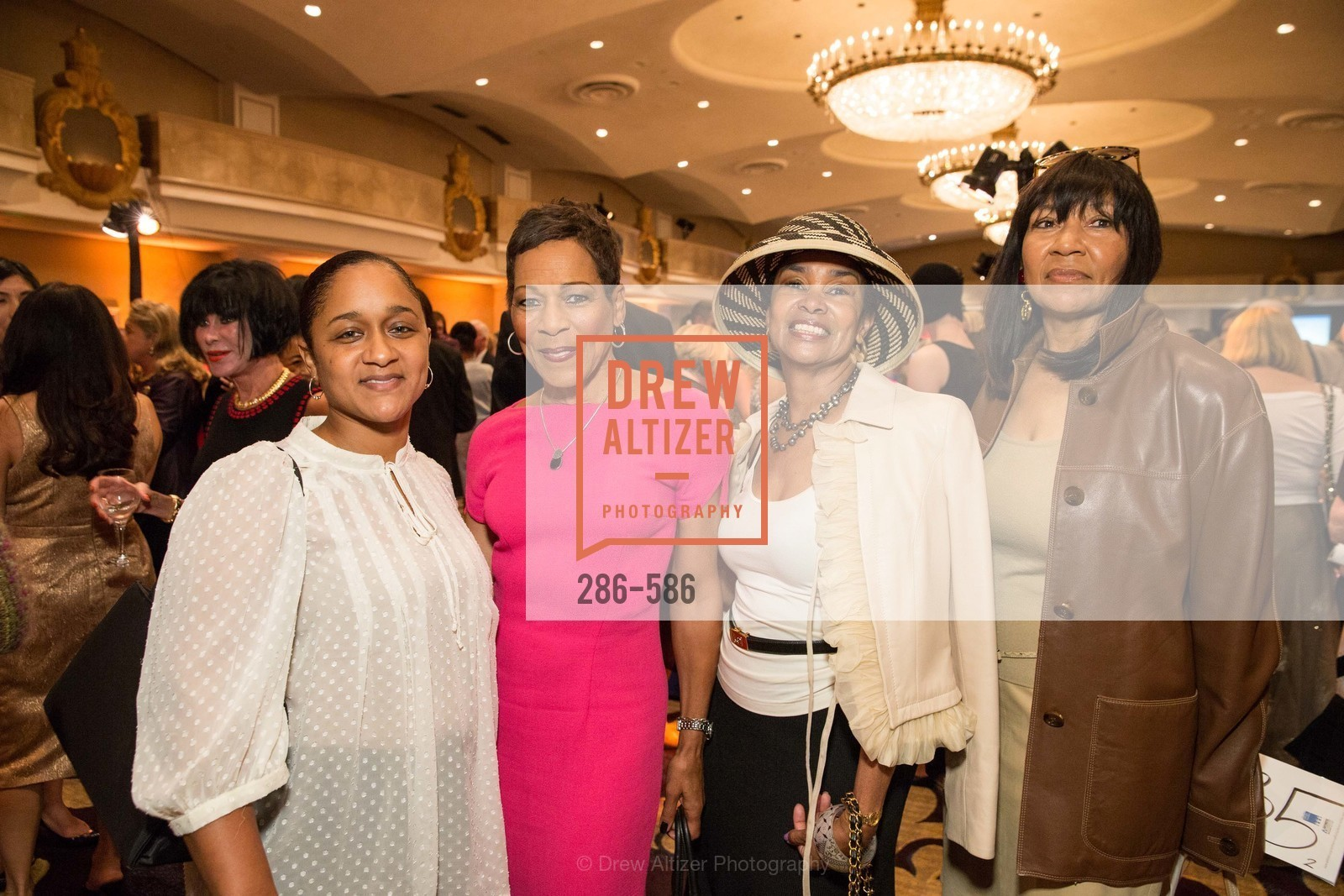 Ciara Coleman, Valerie Coleman Morris, Anette Harris, Deborah Hannah, 2014 Bay Area ARTHRITIS AUXILLIARY Benefit & Fashion Show, US, October 2nd, 2014,Drew Altizer, Drew Altizer Photography, full-service agency, private events, San Francisco photographer, photographer california