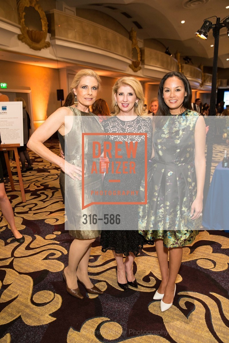 Jacqueline Jacoby, Roberta Economidis, Bahya Oumil-Murad, 2014 Bay Area ARTHRITIS AUXILLIARY Benefit & Fashion Show, US, October 2nd, 2014,Drew Altizer, Drew Altizer Photography, full-service agency, private events, San Francisco photographer, photographer california