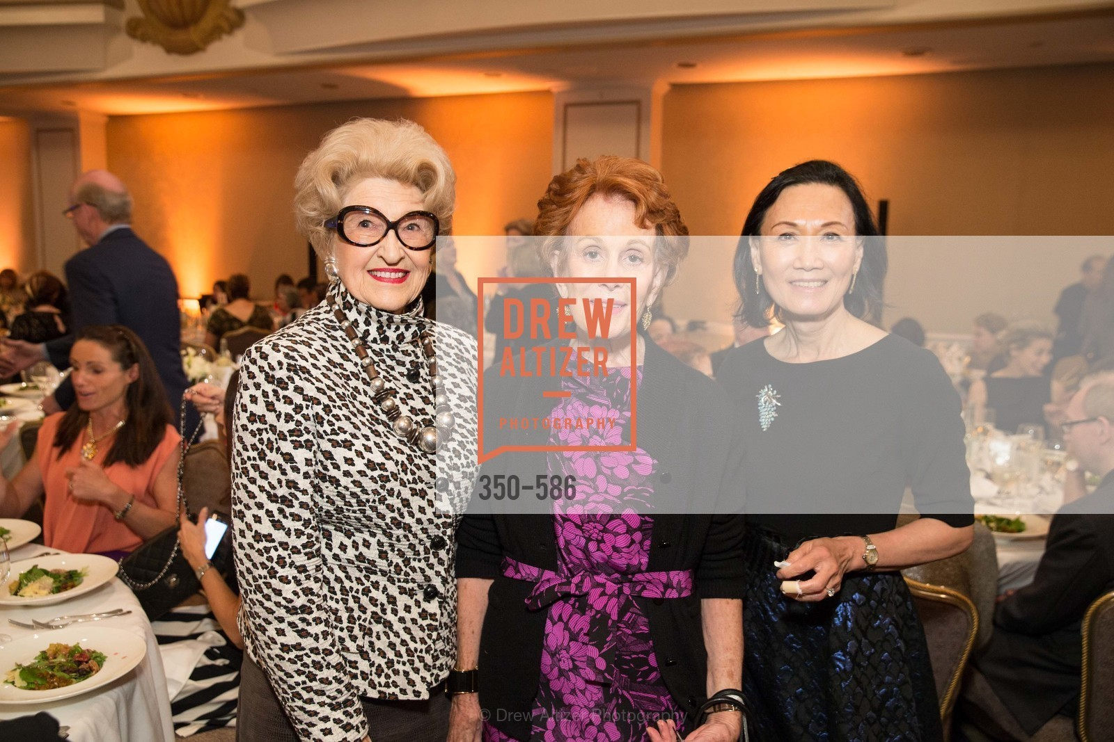 Genelle Relfe, Phoebe Cowles, Iris Chan, 2014 Bay Area ARTHRITIS AUXILLIARY Benefit & Fashion Show, US, October 1st, 2014,Drew Altizer, Drew Altizer Photography, full-service agency, private events, San Francisco photographer, photographer california