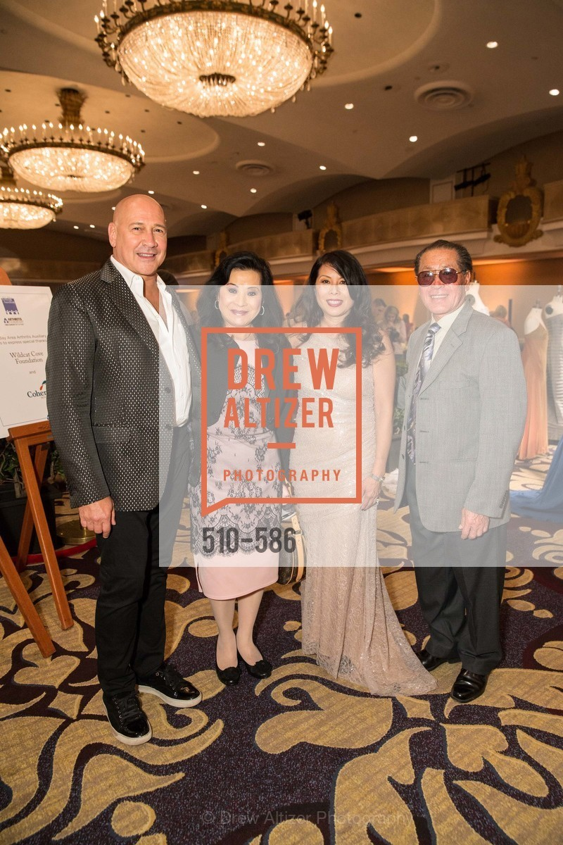 Carmen Marc Valvo, Sophia Sun, Sharon Seto, Stephen Lee, 2014 Bay Area ARTHRITIS AUXILLIARY Benefit & Fashion Show, US, October 2nd, 2014,Drew Altizer, Drew Altizer Photography, full-service agency, private events, San Francisco photographer, photographer california