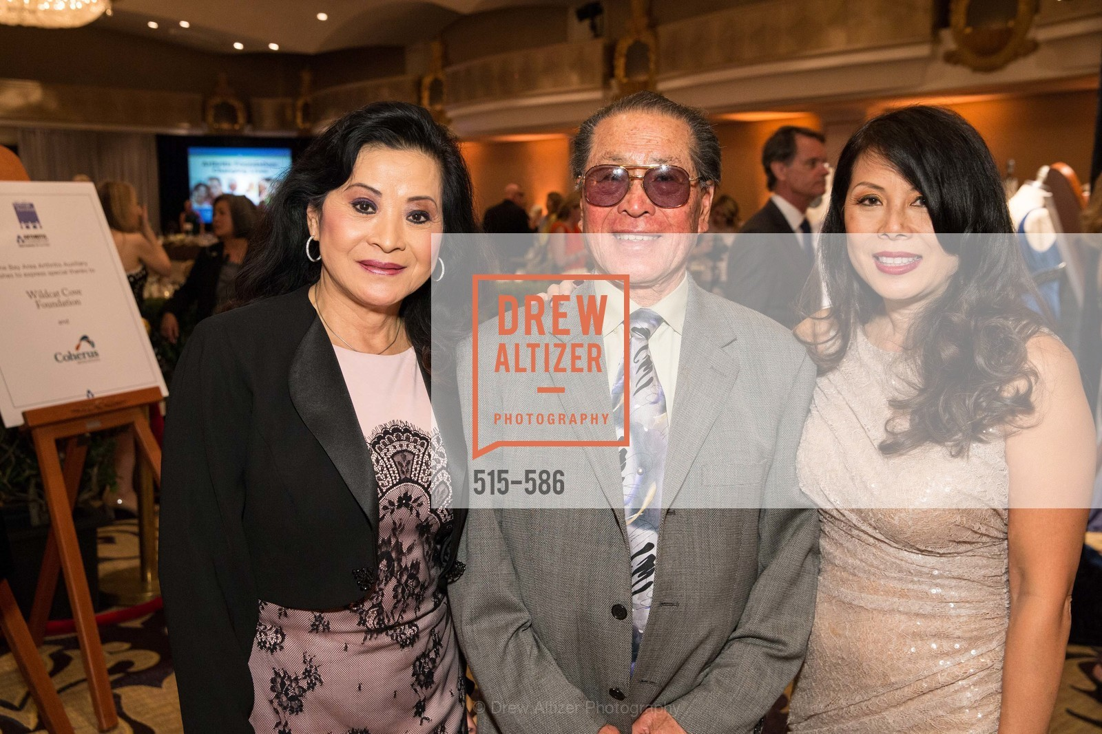 Sophia Sun, Stephen Lee, Sharon Seto, 2014 Bay Area ARTHRITIS AUXILLIARY Benefit & Fashion Show, US, October 2nd, 2014,Drew Altizer, Drew Altizer Photography, full-service agency, private events, San Francisco photographer, photographer california