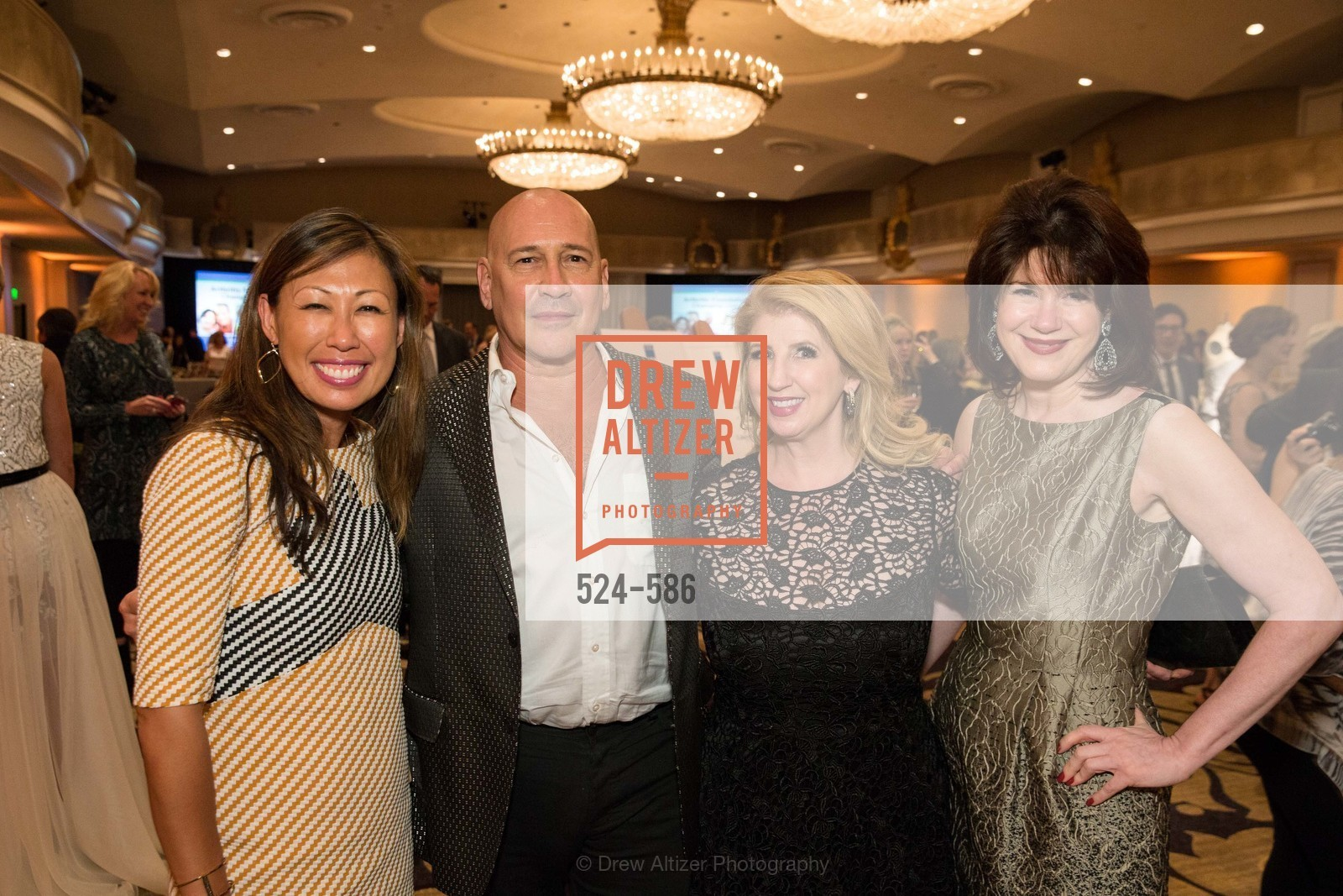 Joy Boatwright, Carmen Marc Valvo, Roberta Economidis, Elaine Mellis, 2014 Bay Area ARTHRITIS AUXILLIARY Benefit & Fashion Show, US, October 1st, 2014,Drew Altizer, Drew Altizer Photography, full-service agency, private events, San Francisco photographer, photographer california