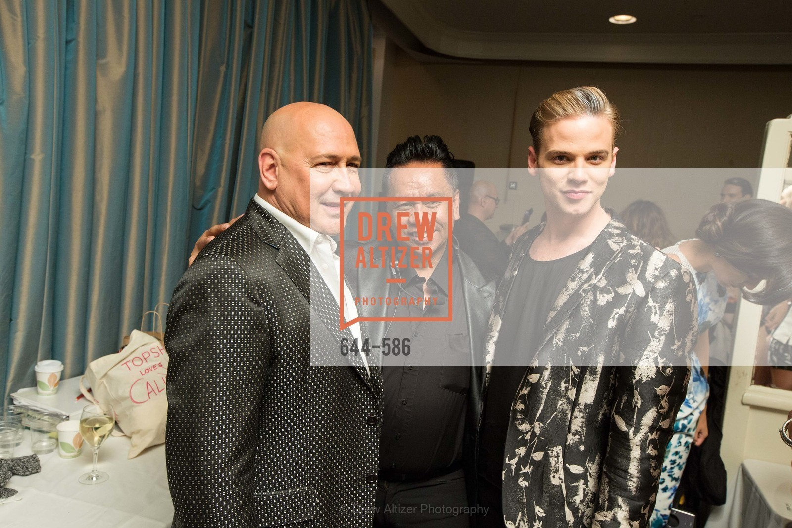 Carmen Marc Valvo, Matt Carmouche, 2014 Bay Area ARTHRITIS AUXILLIARY Benefit & Fashion Show, US, October 2nd, 2014,Drew Altizer, Drew Altizer Photography, full-service agency, private events, San Francisco photographer, photographer california