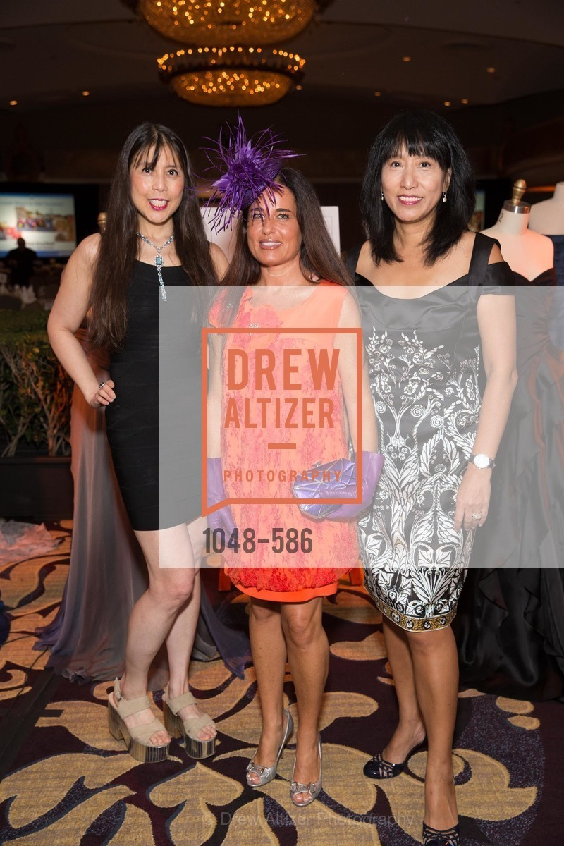 Magdalene Chan, Natalia Urrutia, Sharon Juang, 2014 Bay Area ARTHRITIS AUXILLIARY Benefit & Fashion Show, US, October 1st, 2014,Drew Altizer, Drew Altizer Photography, full-service agency, private events, San Francisco photographer, photographer california