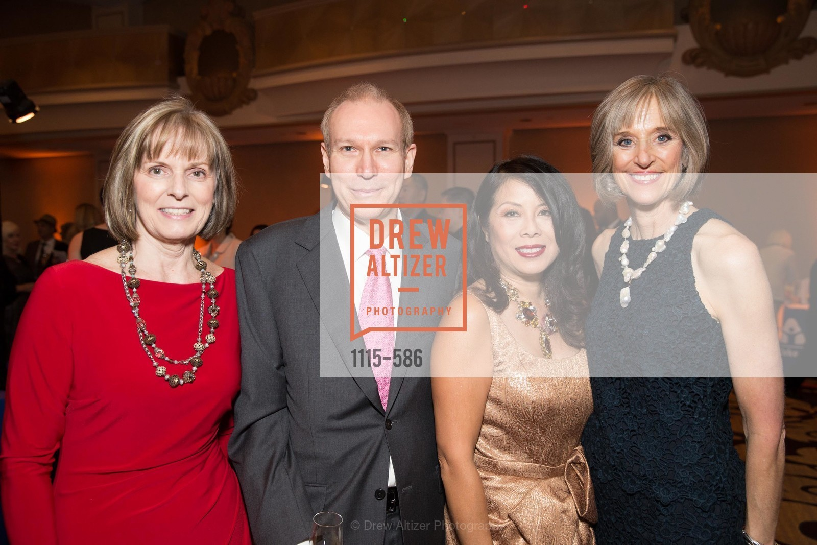Pat Nelson, Daniel Gemillais, Sharon Seto, PJ Handeland, 2014 Bay Area ARTHRITIS AUXILLIARY Benefit & Fashion Show, US, October 1st, 2014,Drew Altizer, Drew Altizer Photography, full-service agency, private events, San Francisco photographer, photographer california