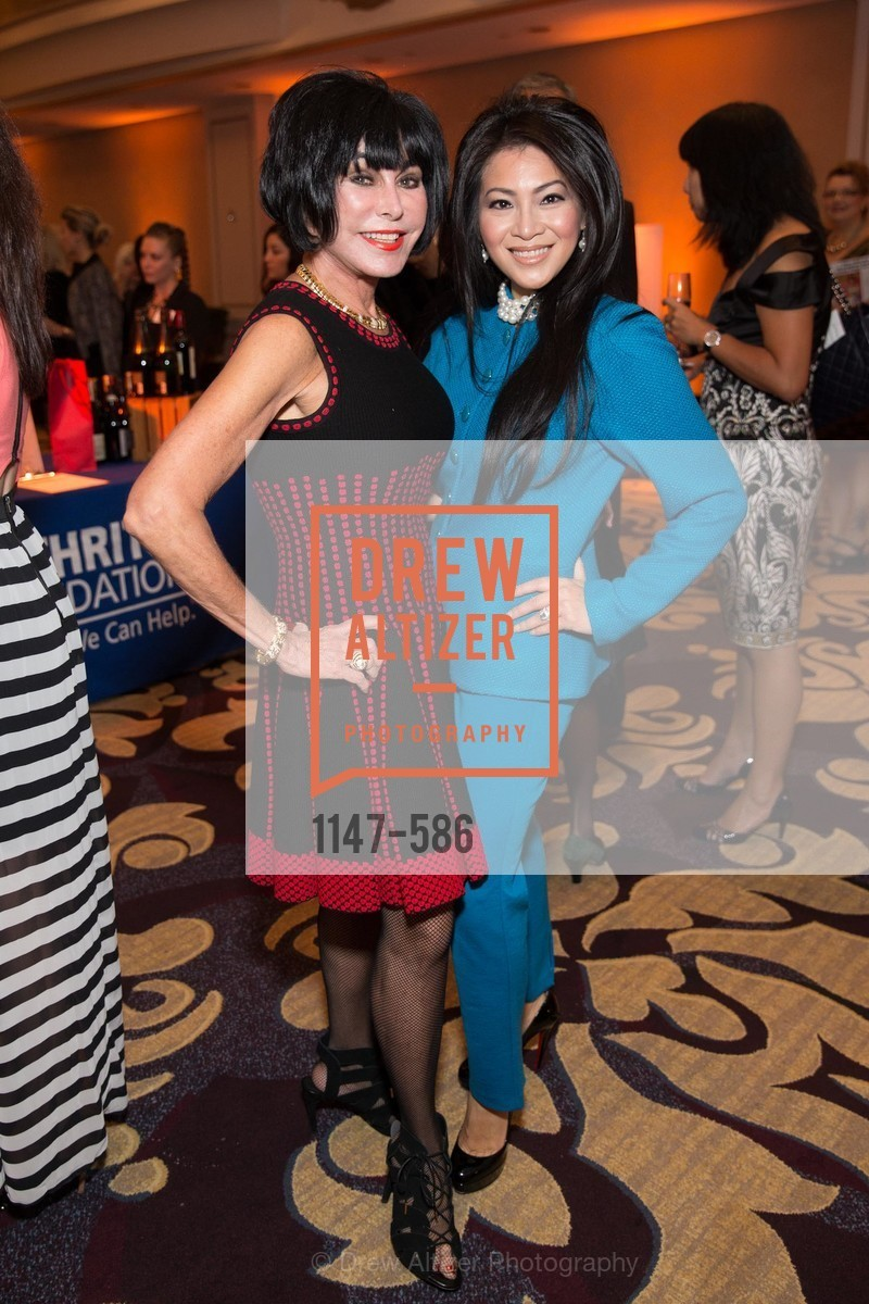 Marilyn Cabak, Morgan Le, 2014 Bay Area ARTHRITIS AUXILLIARY Benefit & Fashion Show, US, October 2nd, 2014
