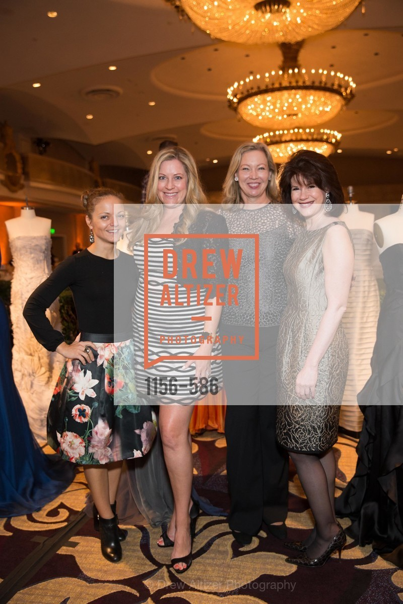Ana Blackwell, Maggie Hazelrig, Betsy Vobach, Elaine Mellis, 2014 Bay Area ARTHRITIS AUXILLIARY Benefit & Fashion Show, US, October 1st, 2014,Drew Altizer, Drew Altizer Photography, full-service agency, private events, San Francisco photographer, photographer california