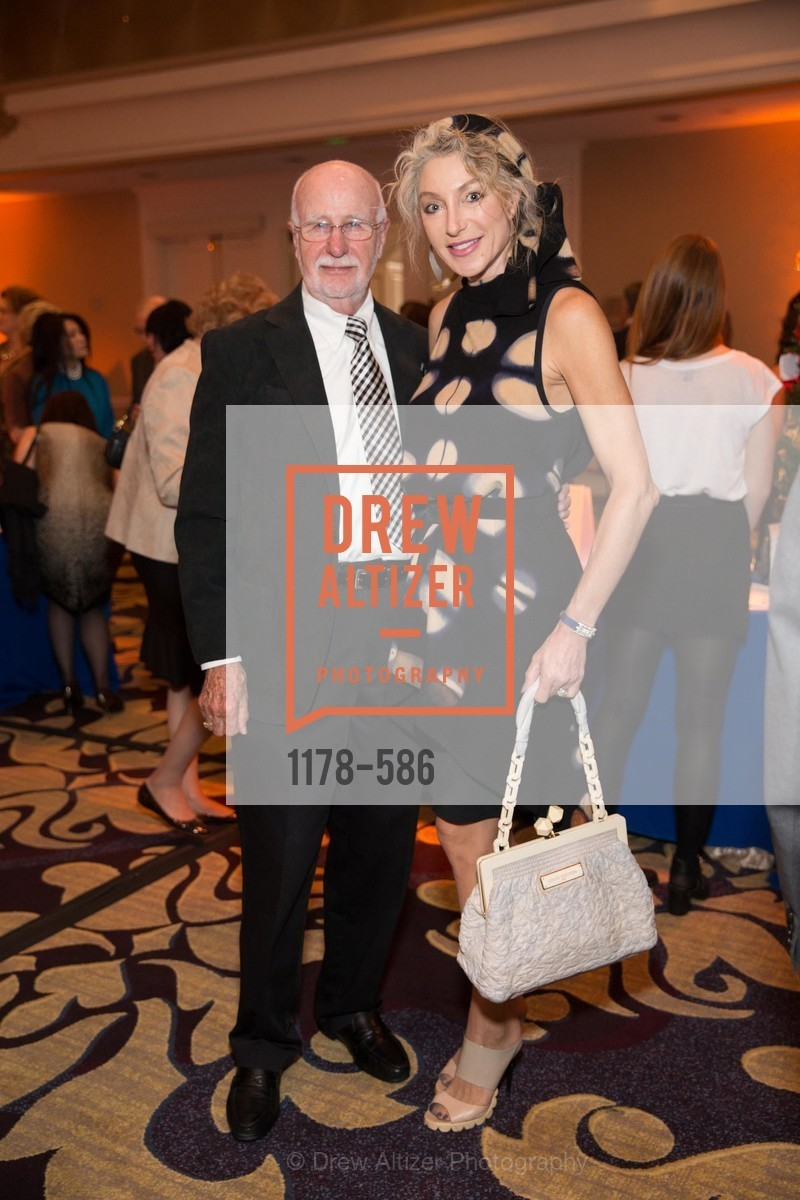 George Lucas, Alisa Burgess-Blajwas, 2014 Bay Area ARTHRITIS AUXILLIARY Benefit & Fashion Show, US, October 2nd, 2014,Drew Altizer, Drew Altizer Photography, full-service agency, private events, San Francisco photographer, photographer california