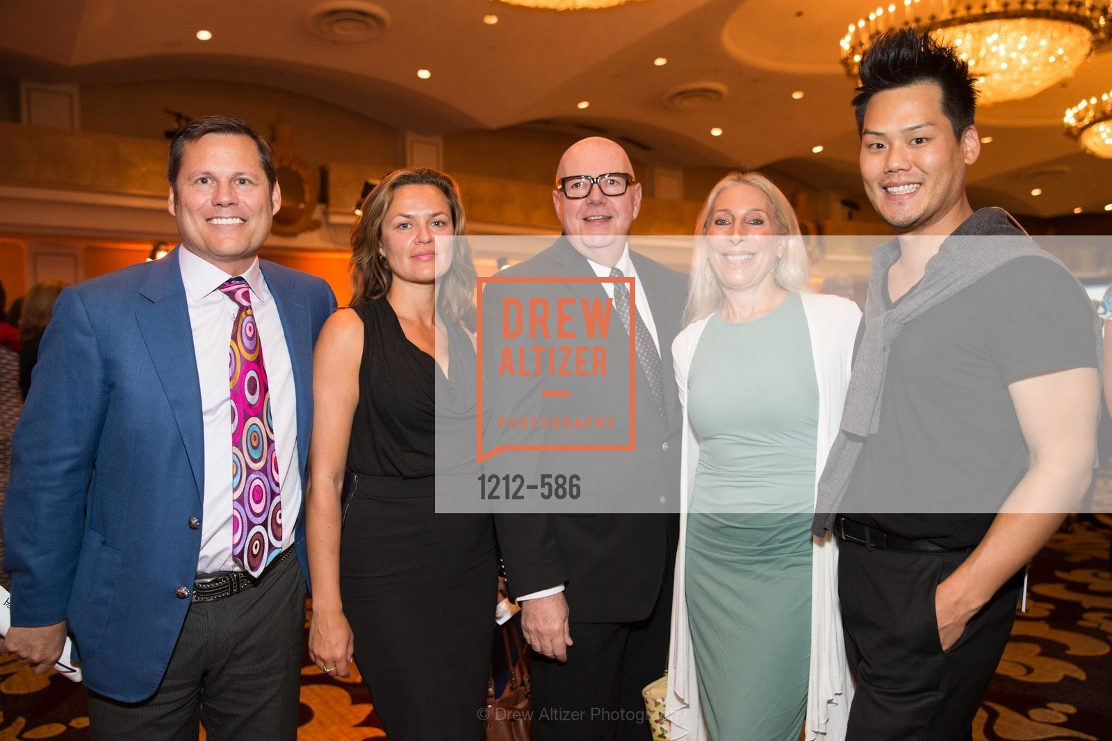 Mark Calvano, Robert Atkinson, Betsy Linder, Christopher Lee, 2014 Bay Area ARTHRITIS AUXILLIARY Benefit & Fashion Show, US, October 2nd, 2014,Drew Altizer, Drew Altizer Photography, full-service event agency, private events, San Francisco photographer, photographer California