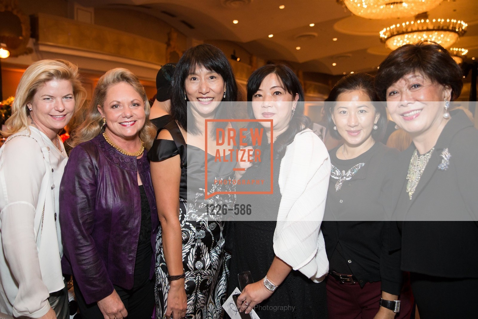 Heidi Marchesotti, Jill Toth, Sharon Juang, Mindy Sun, Gorretti Lui, Margaret Collins, 2014 Bay Area ARTHRITIS AUXILLIARY Benefit & Fashion Show, US, October 1st, 2014,Drew Altizer, Drew Altizer Photography, full-service agency, private events, San Francisco photographer, photographer california