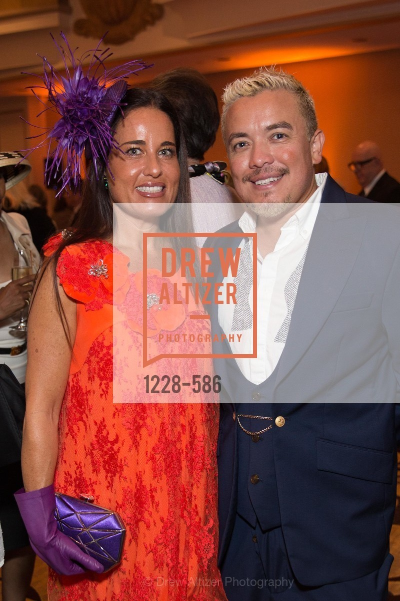 Natalia Urrutia, Victor Vargas, 2014 Bay Area ARTHRITIS AUXILLIARY Benefit & Fashion Show, US, October 2nd, 2014,Drew Altizer, Drew Altizer Photography, full-service agency, private events, San Francisco photographer, photographer california