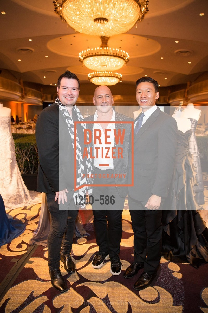 Jason Brock, Carmen Marc Valvo, Dan Toy, 2014 Bay Area ARTHRITIS AUXILLIARY Benefit & Fashion Show, US, October 2nd, 2014,Drew Altizer, Drew Altizer Photography, full-service agency, private events, San Francisco photographer, photographer california