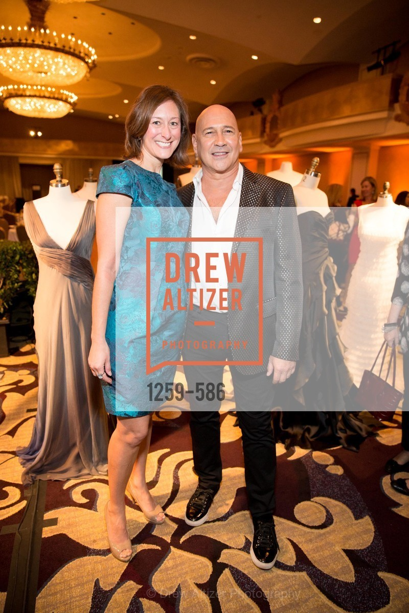 Juliana Cochnar, Carmen Marc Valvo, 2014 Bay Area ARTHRITIS AUXILLIARY Benefit & Fashion Show, US, October 2nd, 2014,Drew Altizer, Drew Altizer Photography, full-service agency, private events, San Francisco photographer, photographer california