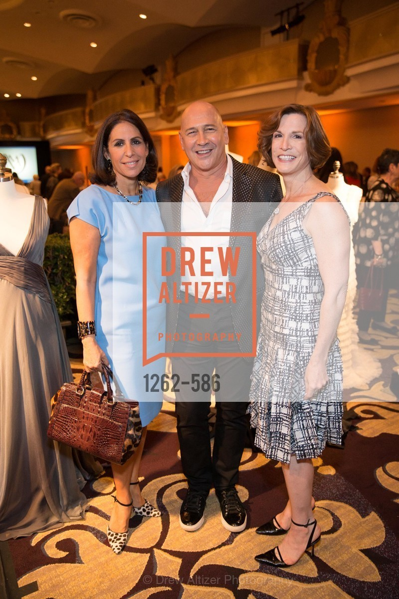 Lisa Grotts, Carmen Marc Valvo, Maria Quiros, 2014 Bay Area ARTHRITIS AUXILLIARY Benefit & Fashion Show, US, October 1st, 2014,Drew Altizer, Drew Altizer Photography, full-service agency, private events, San Francisco photographer, photographer california