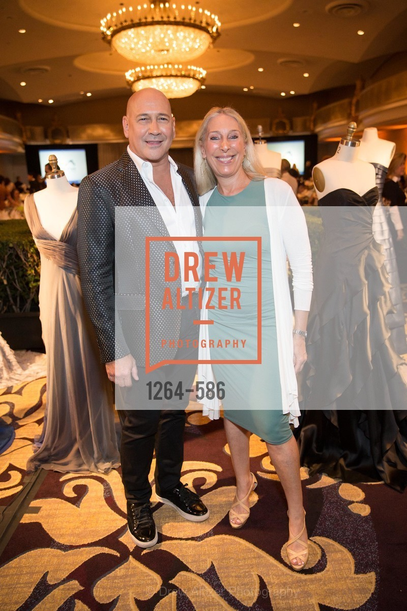 Carmen Marc Valvo, Betsy Linder, 2014 Bay Area ARTHRITIS AUXILLIARY Benefit & Fashion Show, US, October 2nd, 2014,Drew Altizer, Drew Altizer Photography, full-service agency, private events, San Francisco photographer, photographer california