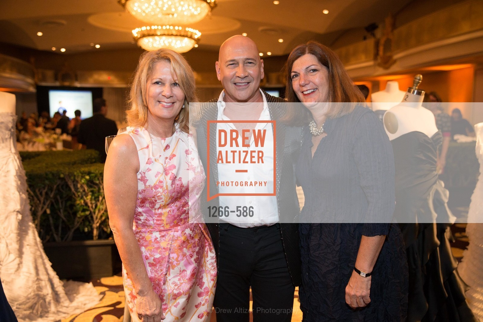 Karen Cakebread, Carmen Marc Valvo, Paula Kornell, 2014 Bay Area ARTHRITIS AUXILLIARY Benefit & Fashion Show, US, October 1st, 2014,Drew Altizer, Drew Altizer Photography, full-service agency, private events, San Francisco photographer, photographer california