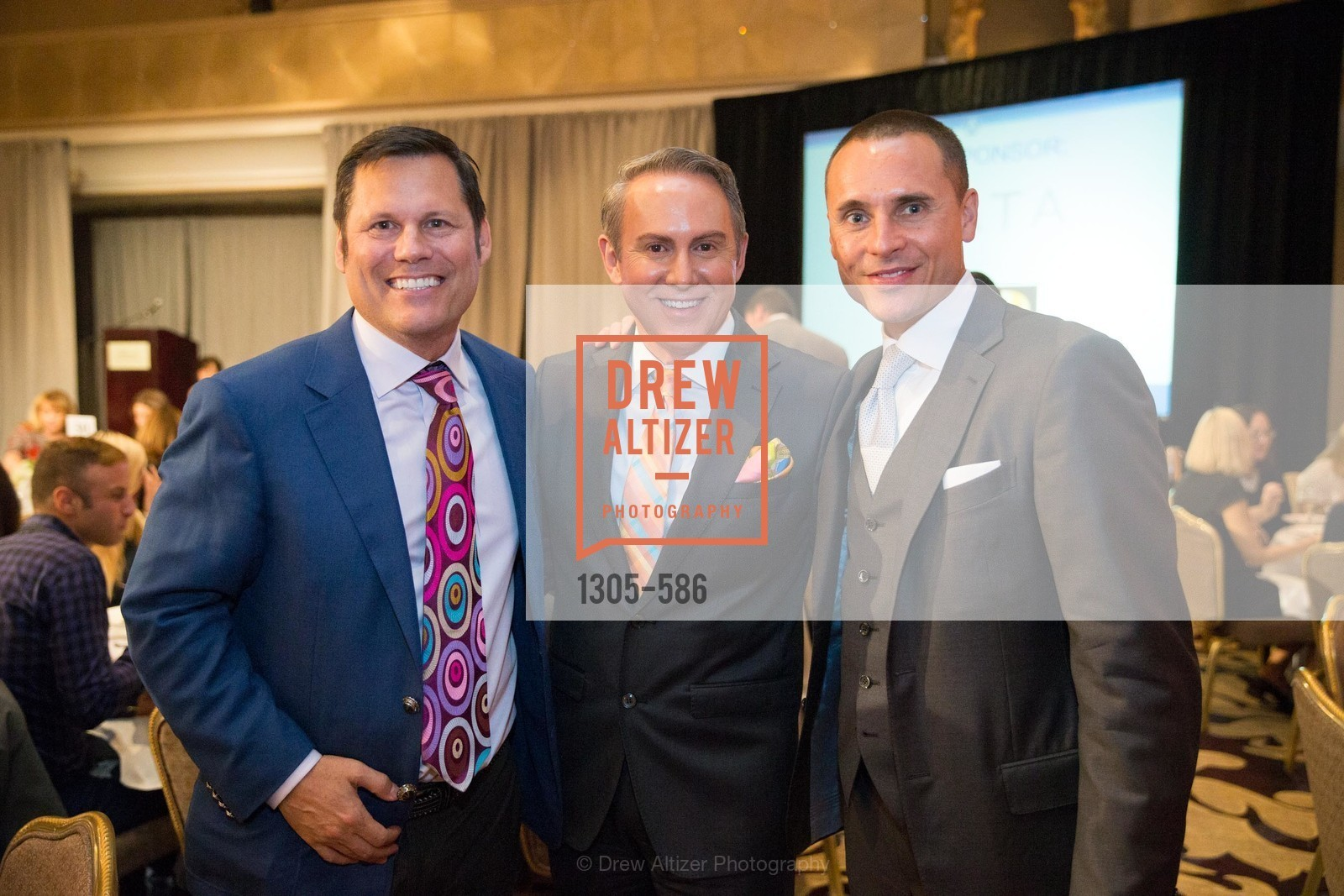 Mark Calvano, Joel Goodrich, Jeff Garelick, 2014 Bay Area ARTHRITIS AUXILLIARY Benefit & Fashion Show, US, October 2nd, 2014,Drew Altizer, Drew Altizer Photography, full-service agency, private events, San Francisco photographer, photographer california