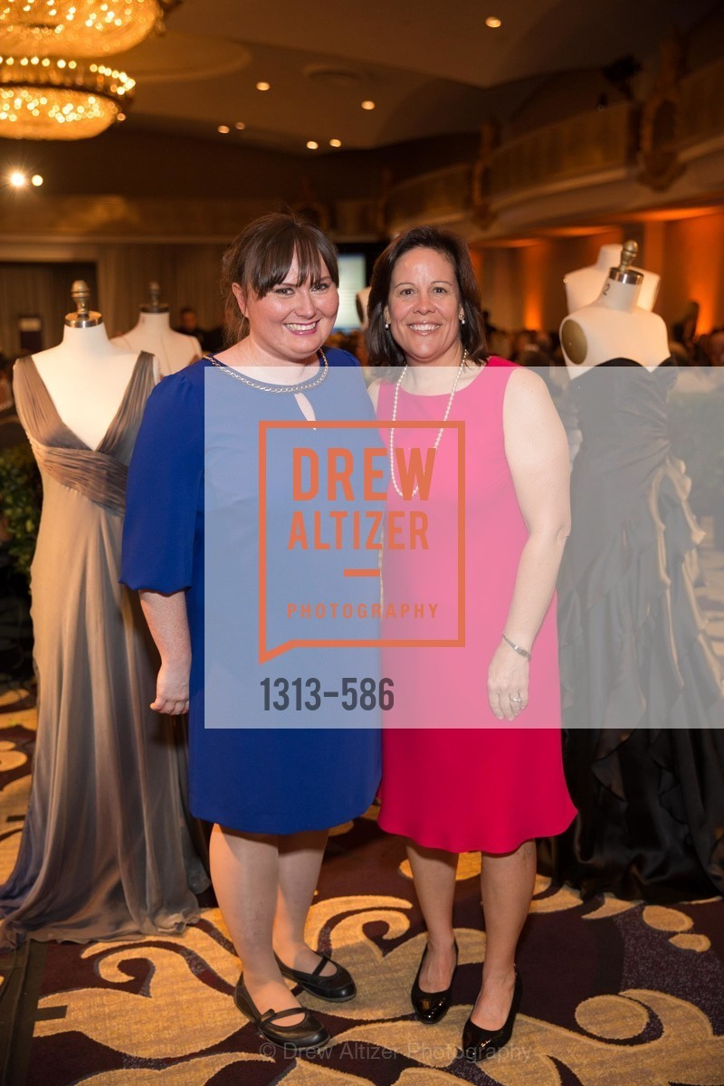 Erin Badillo, Laura Rosseisen, 2014 Bay Area ARTHRITIS AUXILLIARY Benefit & Fashion Show, US, October 2nd, 2014