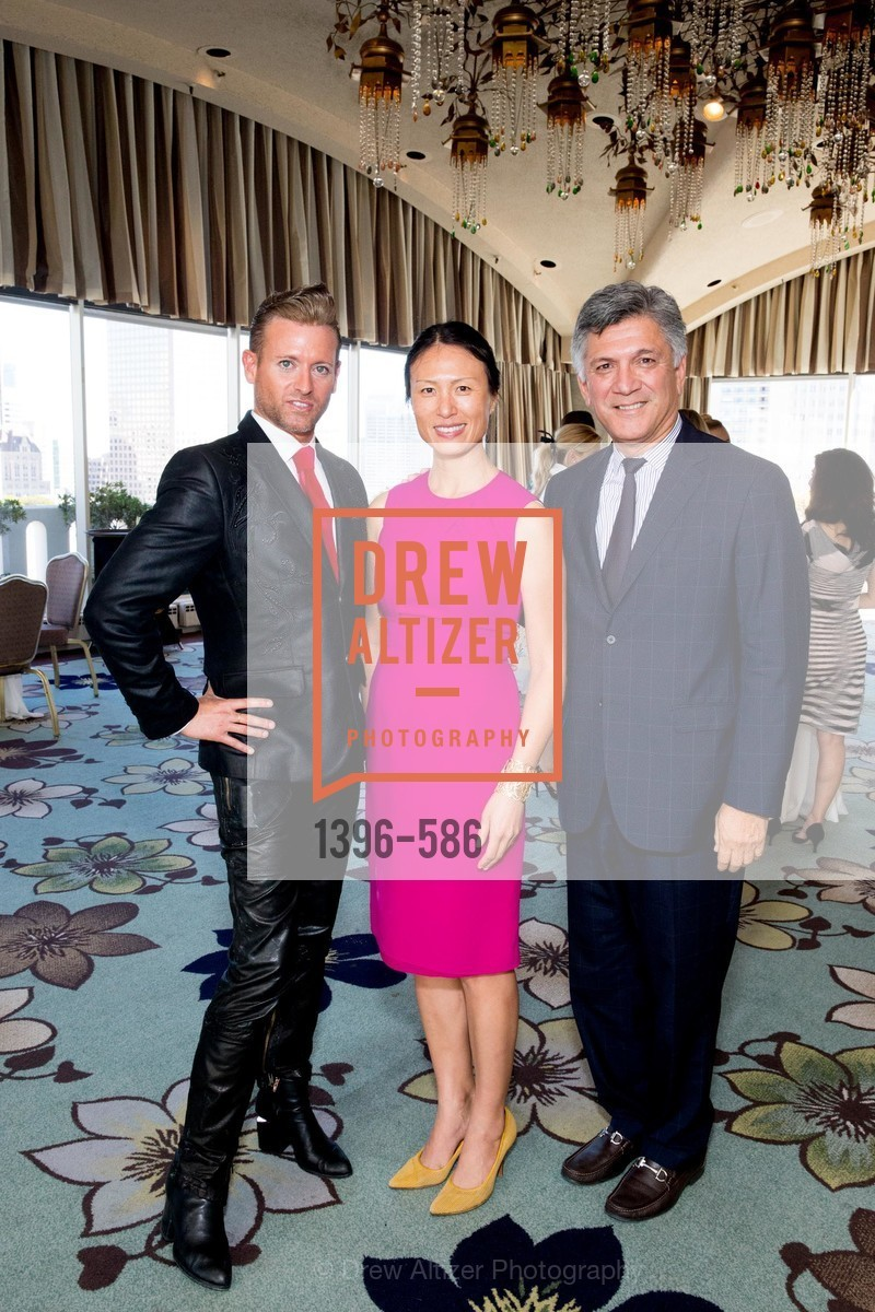 Patrik Gallineaux, Elizabeth Liu, Mario Diaz, 2014 Bay Area ARTHRITIS AUXILLIARY Benefit & Fashion Show, US, October 1st, 2014,Drew Altizer, Drew Altizer Photography, full-service agency, private events, San Francisco photographer, photographer california