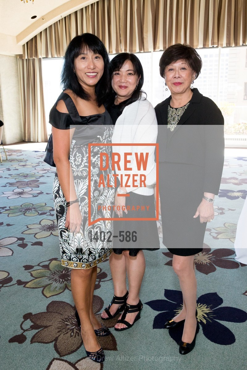 Sharon Juang, Mindy Sun, Margaret Collins, 2014 Bay Area ARTHRITIS AUXILLIARY Benefit & Fashion Show, US, October 2nd, 2014,Drew Altizer, Drew Altizer Photography, full-service agency, private events, San Francisco photographer, photographer california
