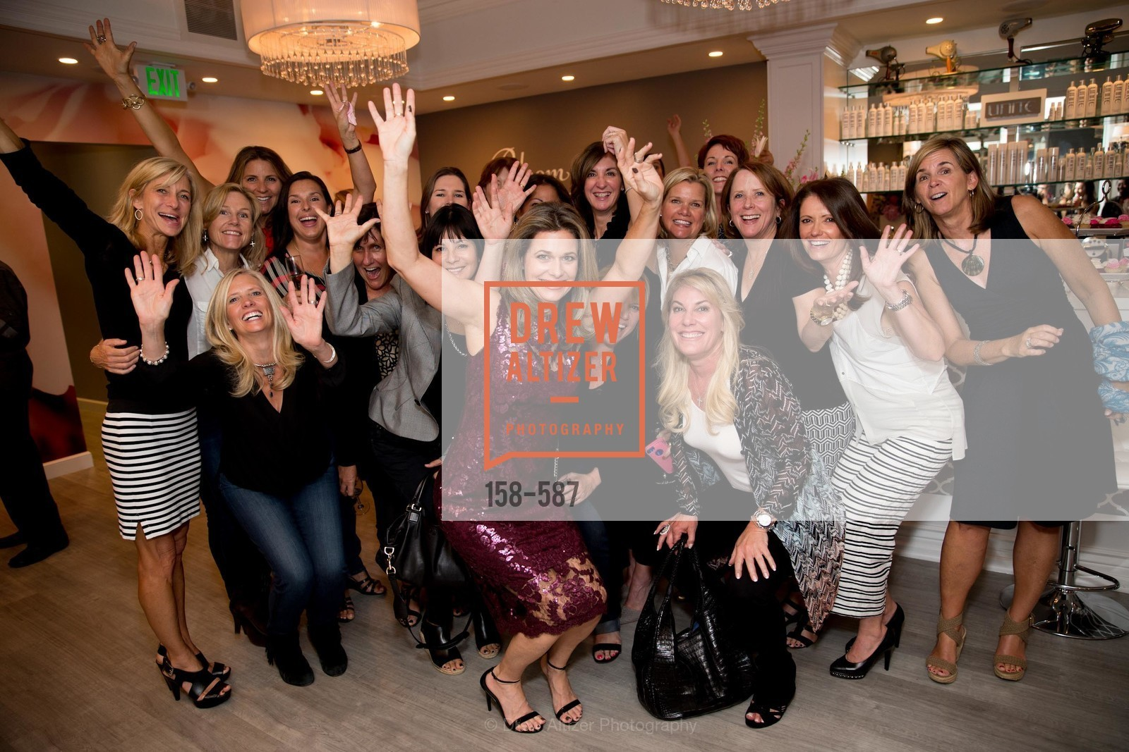 Bloom Group Shot, BLOOM BLOW DRY BAR Grand Opening Party, US, October 1st, 2014,Drew Altizer, Drew Altizer Photography, full-service agency, private events, San Francisco photographer, photographer california