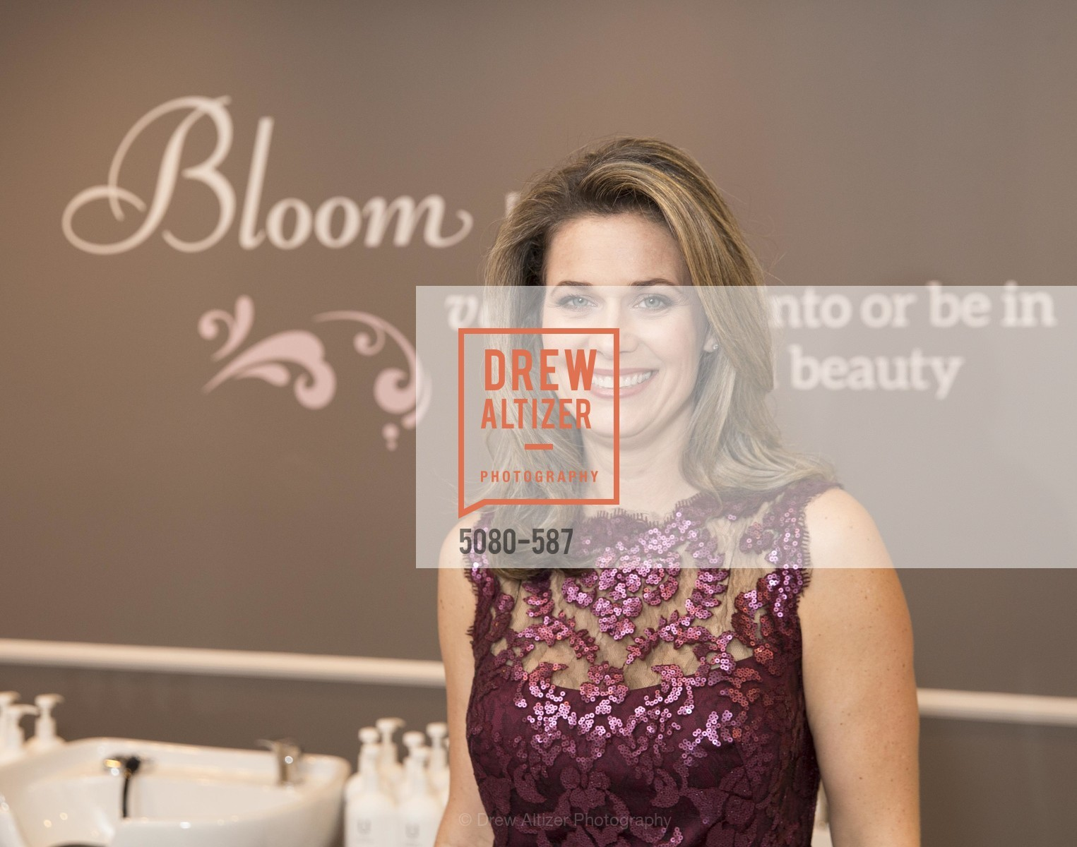 Dawn Hahn, BLOOM BLOW DRY BAR Grand Opening Party, US, October 2nd, 2014,Drew Altizer, Drew Altizer Photography, full-service agency, private events, San Francisco photographer, photographer california