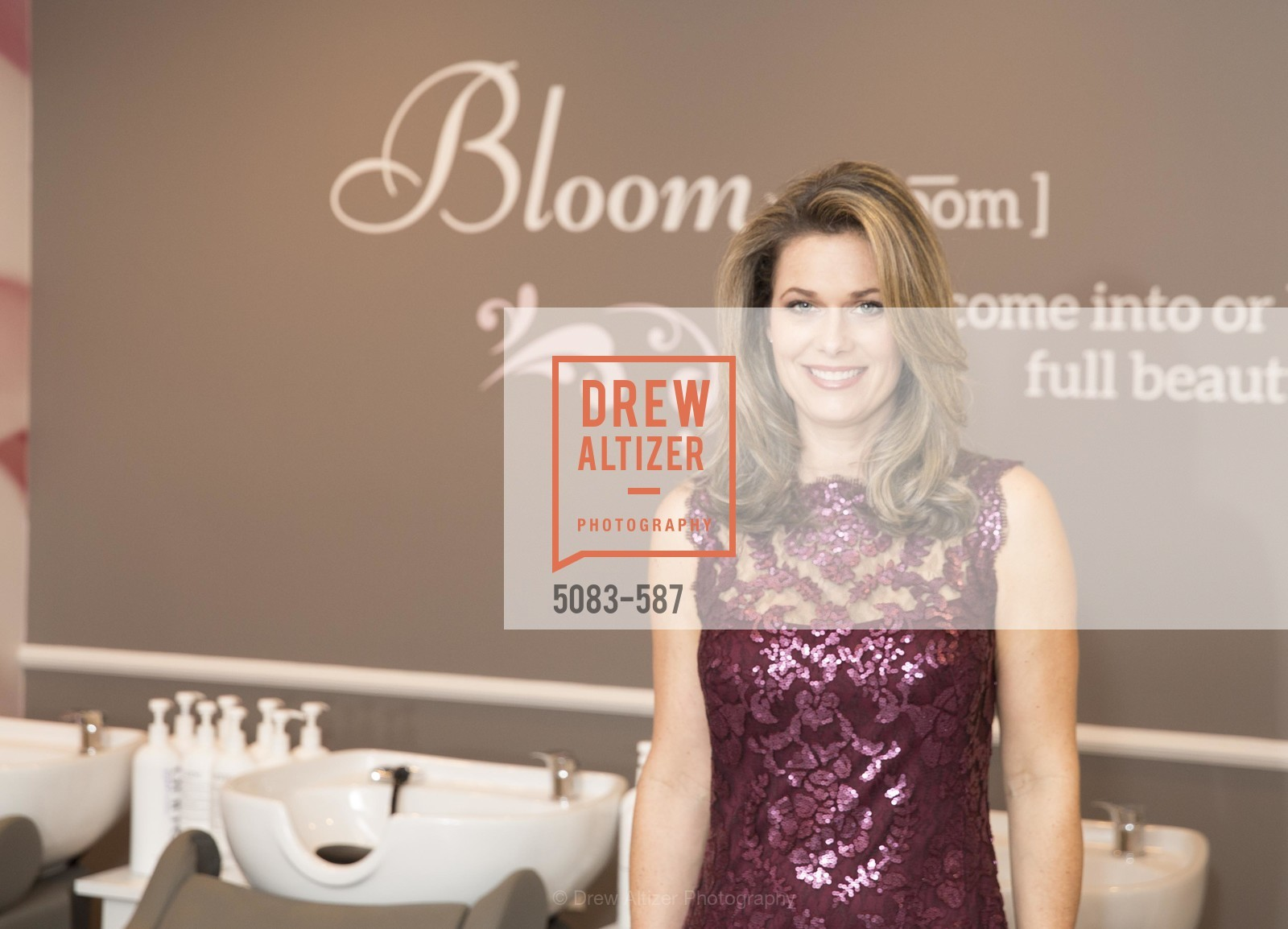 Dawn Hahn, BLOOM BLOW DRY BAR Grand Opening Party, US, October 1st, 2014,Drew Altizer, Drew Altizer Photography, full-service agency, private events, San Francisco photographer, photographer california