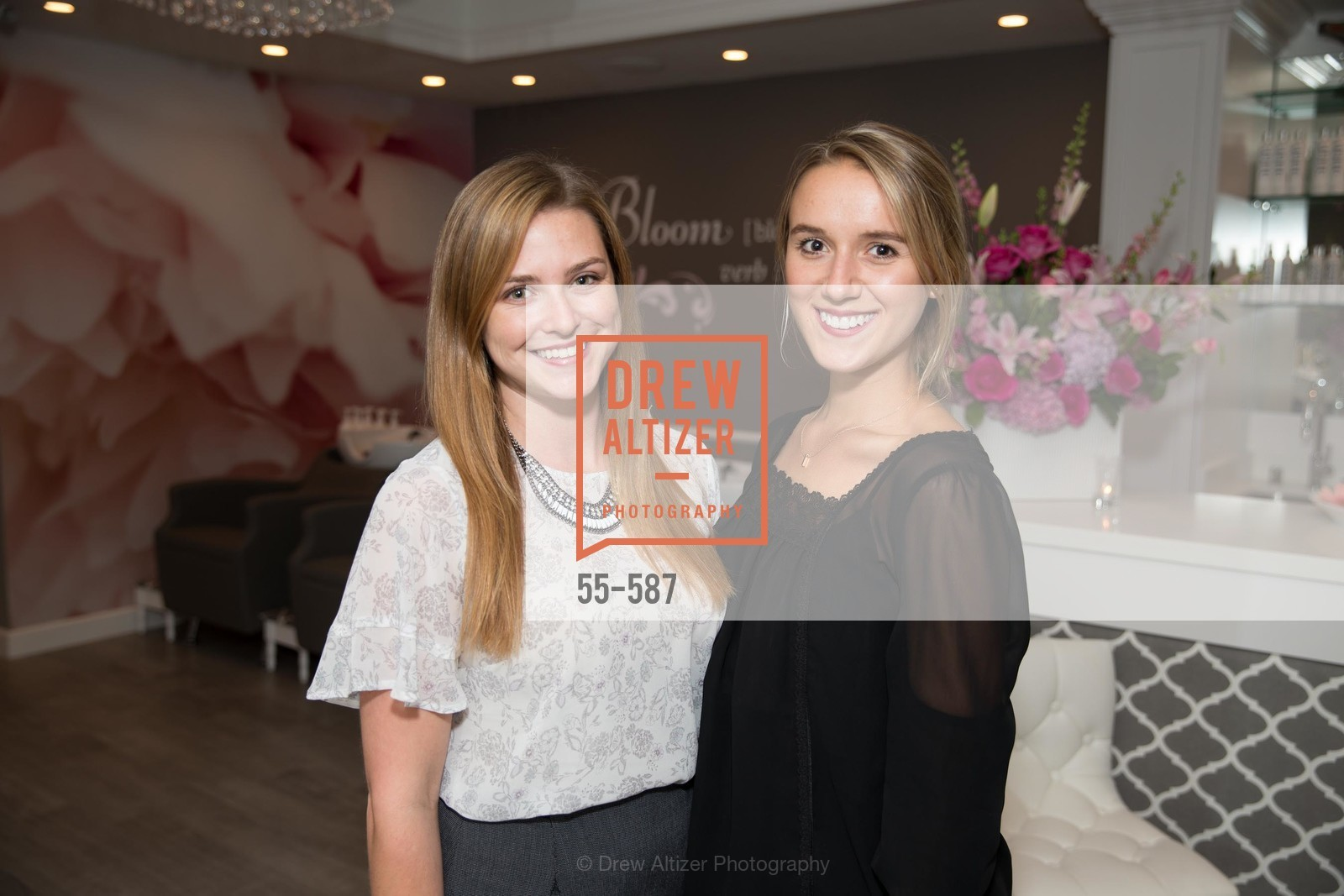 Hilary Burns, Rachel Sutton, BLOOM BLOW DRY BAR Grand Opening Party, US, October 2nd, 2014,Drew Altizer, Drew Altizer Photography, full-service agency, private events, San Francisco photographer, photographer california