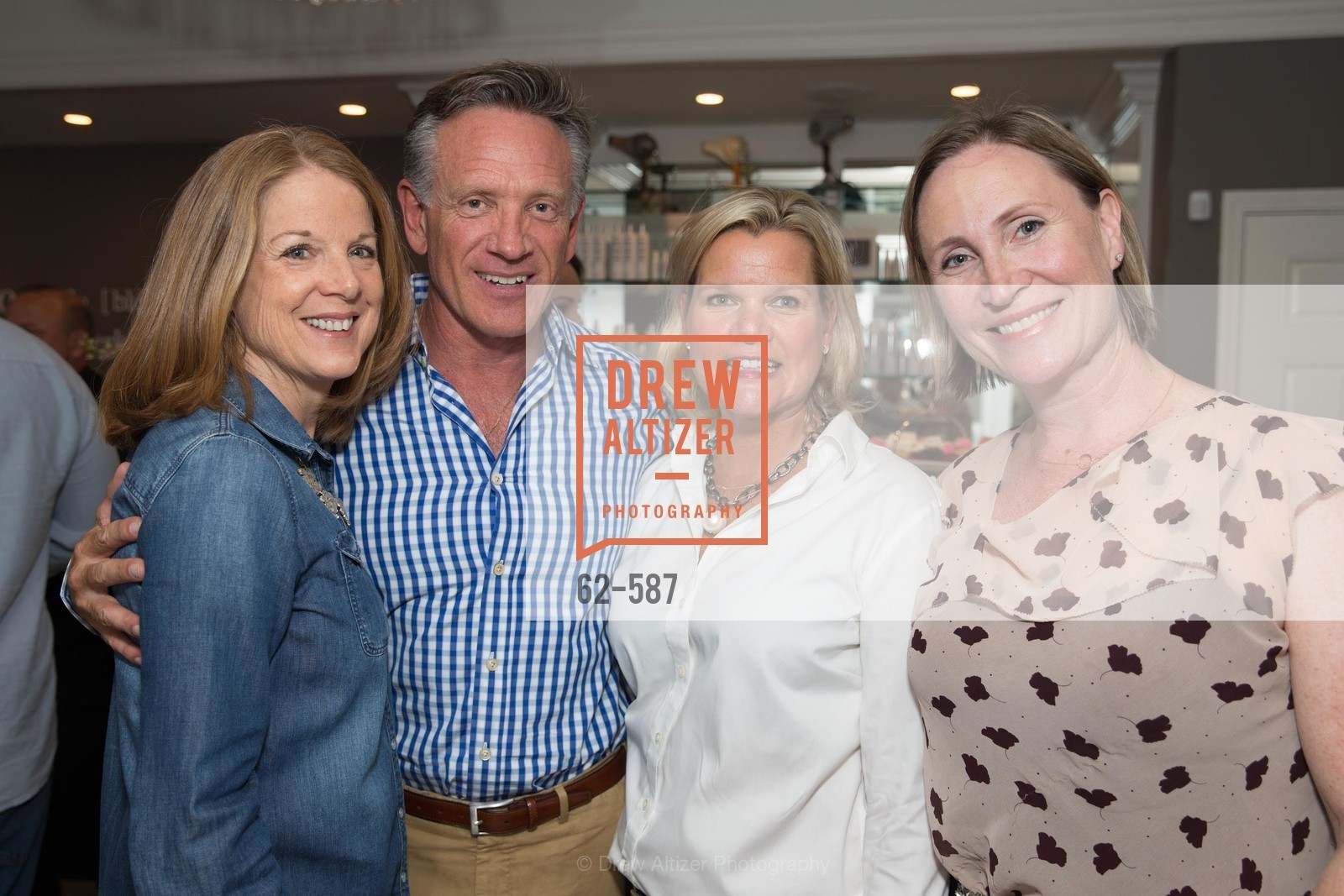 Deborah Naughton, Brit Hahn, Kim Sama, Maureen Kosewic, BLOOM BLOW DRY BAR Grand Opening Party, US, October 2nd, 2014,Drew Altizer, Drew Altizer Photography, full-service event agency, private events, San Francisco photographer, photographer California