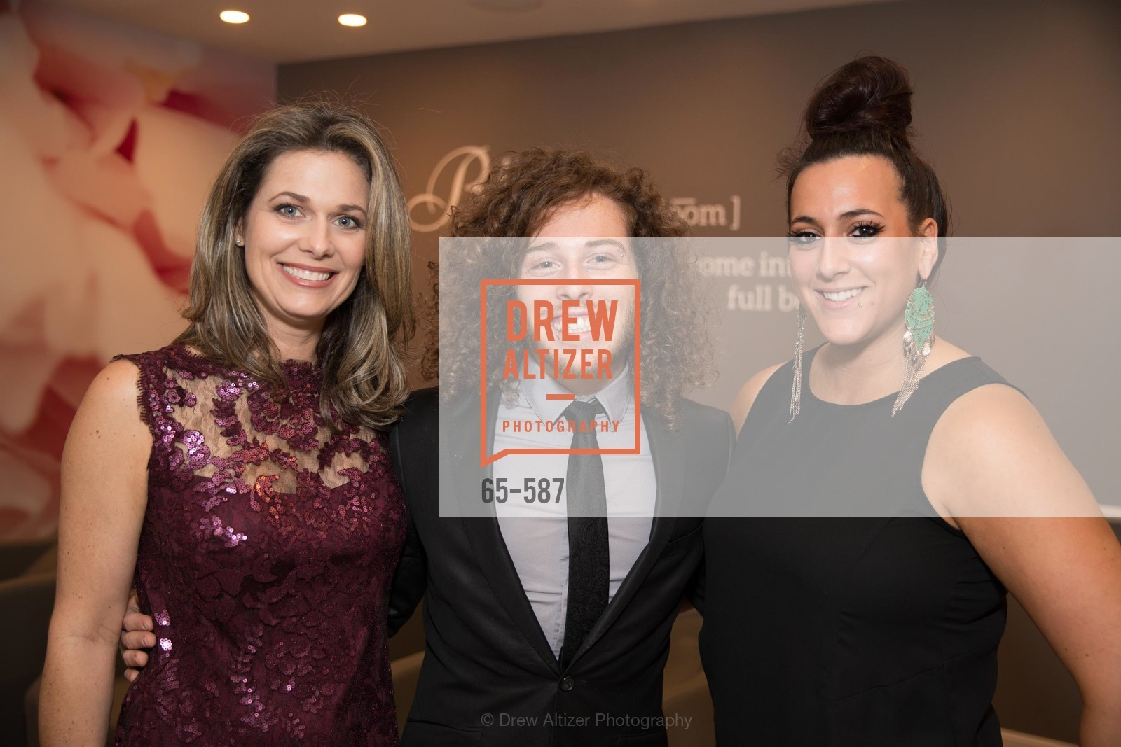 Dawn Hahn, Aaron Gluck, Brittany Paz, BLOOM BLOW DRY BAR Grand Opening Party, US, October 1st, 2014,Drew Altizer, Drew Altizer Photography, full-service agency, private events, San Francisco photographer, photographer california